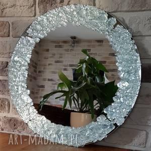 lustro kryształowe, lustro, kryształ, decor, szkło, glass, design, wyjątkowy prezent