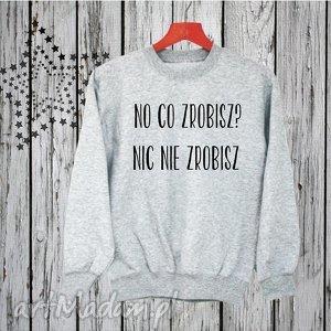 manufaktura koszulek bluza z nadrukiem dla dziewczyny, kobiety, żony, niej