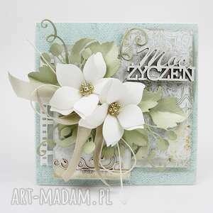 pastelowo - w pudełku, ślub, rocznica, życzenia, gratulacje, imieniny, urodziny