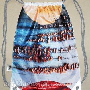 handmade plecak ziemia