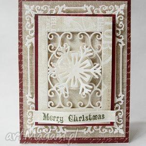 Śnieżynka - święta, bożonarodzeniowa