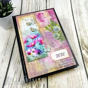 kalendarz książkowy 2020 - magiczna łąka, kalendarz, dzienny
