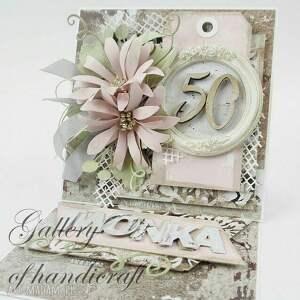 scrapbooking kartki kartka sztalugowa w pudełku, zaproszenia, urodziny, pamiątka