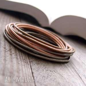 ręcznie robione bransoletka - damaris