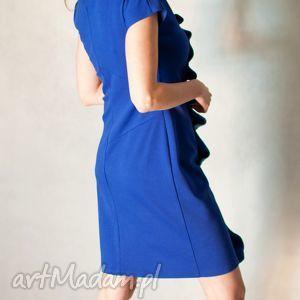 sukienki oceania - sukienka, niebieska, granatowa, dzienna, koktajlowa