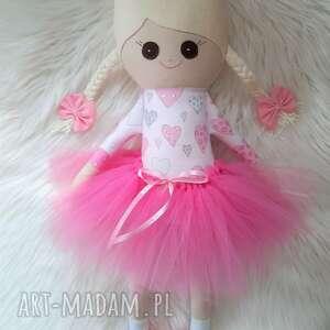 szmaciana lalka z personalizacją, lalka, szmacianka, szmaciana, szyta, pamiątka