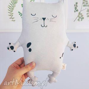 kotek przytulaczek - ,kot,kotek,maskotka,przytulaczek,skandynawski,