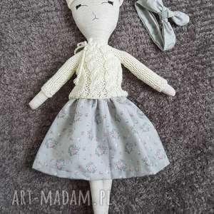 oryginalny prezent, maart tilda kotek maskotka, dekoracje, kotek, lalka