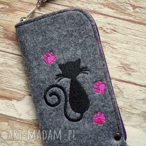 handmade etui zamówienie indywidualne - na telefon