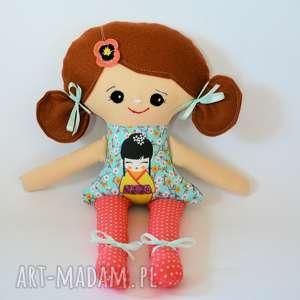 Lala Bella - Zuzka- 42 cm, lalka, bella, japonia, maskotka, przytulanka, roczek