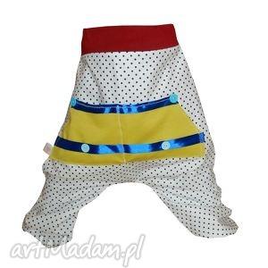 spodnie dziecięce pumpy, spodnie, dziecko, szarawary, unisex
