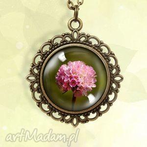 handmade naszyjniki medalion - retro lato antyczny brąz romantyczny