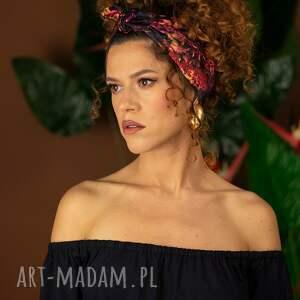 ozdoby do włosów opaska - pani jesień, opaska, włosów, na głowę