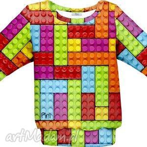 bluza klocki, bluza, święta prezent