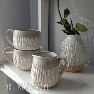 wyjątkowy prezent, zastawa ceramiczna, ceramika, kubek do kawy, prezent dla mamy
