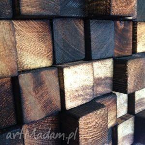 Drewniany obraz NA ZAMÓWIENIE, mozaika, drewno, ściana, obraz, ozdoba, dekoracja