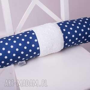 Prezent Wałek-poduszka, poduszka-minky, przytulanka, wałek, dekoracja-pokoju