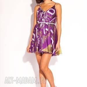 hand-made sukienki sukienka kala