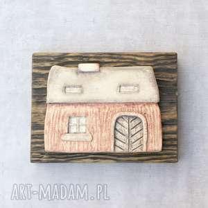 dekor na ścianę wiejska chatka, domek, ścianę, ozdoba