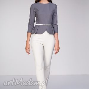 sukienki bluzka jessica, moda, baskinka, jesień