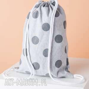Worek / Plecak AKC02MG, worek, plecak, torba, bawełna
