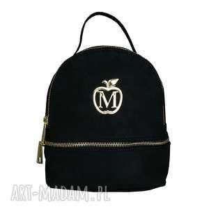 manzana mini plecak/listonoszka wygodnystyl-czarny, mini, plecak, listonoszka
