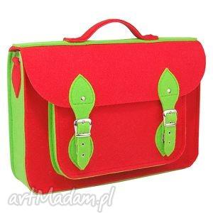 etoi design plecak szkolny i torba na ramię w jednym, tornister, plecak
