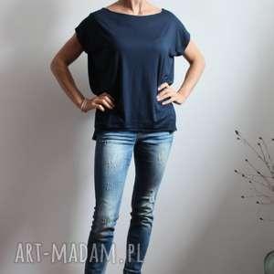 zwiewna bluzka oversize wiskoza, bluzka, letnia, szara, ovrsize, luźna, wiskozs