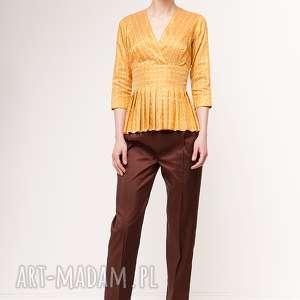 handmade bluzki bluzka wang