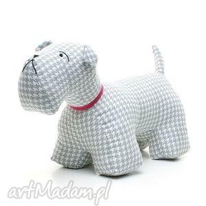 handmade dla dziecka pies piesek przytulanka milutka pepitka