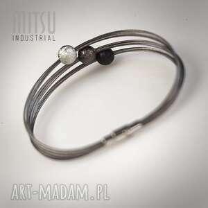 Prezent Industrial Silver, stonowana, uniwersalna, prezent, srebrna, delikatna