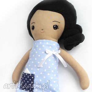 lalka sonia - lalka, szmacianka, prezent, przytulanka