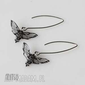 Motyle 03, lekkie, unikatowe, motyle, graficzne, wiszące, oryginalne