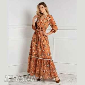 sukienki sukienka isa maxi jaśmina, maxi, długa