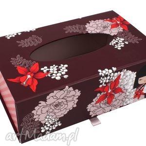 etui pudełko na chusteczki nobuko, pudełko, chusteczki, prezent, etui