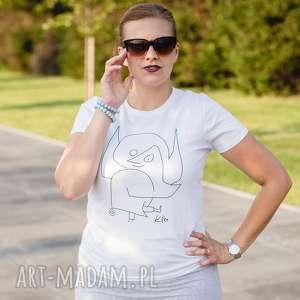 viva larte koszulka t-shirt anioł, paul klee, sztuka, art