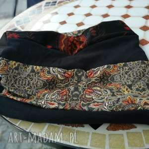 hand-made czapki czapka szyta patchworkowo boho folk etno