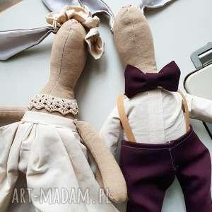 para młoda, ślub, para, prezent, młoda, lalki, nowożeńcy