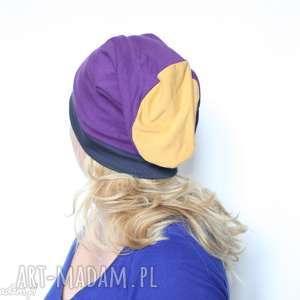 hand made czapki czapka dzianinowa sportowa damska męska unisex wiosenna basenowa