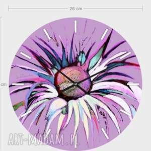 Magiczny kwiat , zegarnascnienny, dom, dekoracja, krainafantazji, nowoczesność