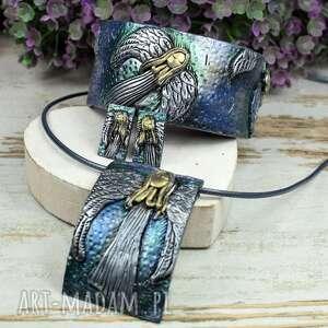 biżuteria anioły - oryginalny komplet biżuterii, anioły