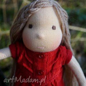 oryginalny prezent, lulu - lalka waldorfska, lalka, mojalala, szmaciana