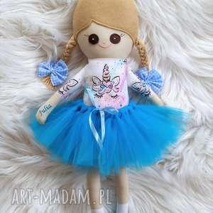 Szmacianka, laleczka szmaciana z personalizacją lalki