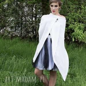 knitwear factory szal z wełny merino superwash, szal, etola, dzianina, ślub, moda