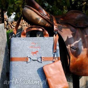 tote bag gallop classic, torebka, ramię, wyjątkowa