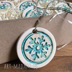 Pomysł na świąteczny prezent: Porcelanowe ozdoby na choinkę