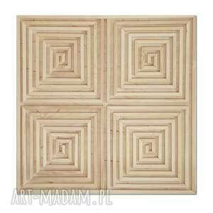 obraz z drewna, dekoracja ścienna /10/, dekoracja, ścienna, drewniana