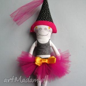 wróżka zębuszka lalka szmacianka w tutu, wróżka, zębuszka, tiul, baletnica dla