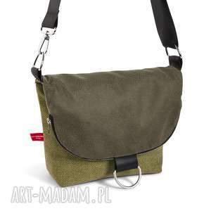 handmade na ramię listonoszko - plecak mały
