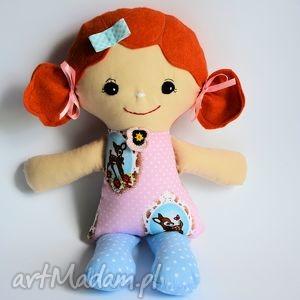handmade lalki cukierkowa lala - halinka - 40 cm